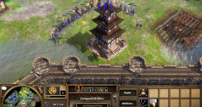 Age of Empires 2 HD MAC OS Free Game Download ...