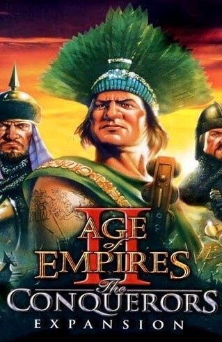 Age of Empires II: The Conquerors for Mac poster