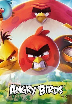 Angry Birds for Mac poster