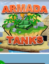 Armada Tanks for Mac poster