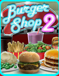 Burger Shop 2 for Mac poster