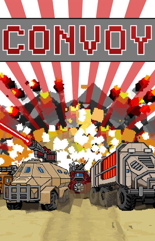Convoy for Mac poster