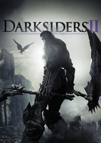 Darksiders 2 for Mac poster