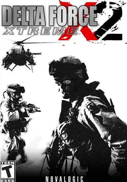 Delta Force Xtreme 2 for Mac poster