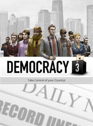 Democracy 3 for Mac poster