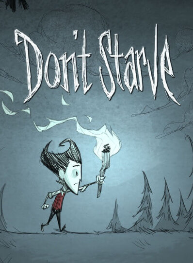 Don't Starve for Mac poster