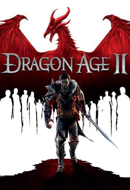 Dragon Age II for Mac poster