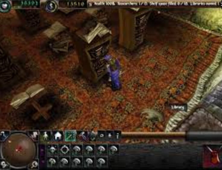 Dungeon keeper download for mac