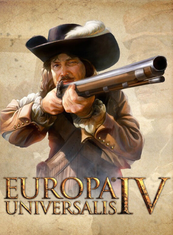 Europa Universalis 4 for Mac poster
