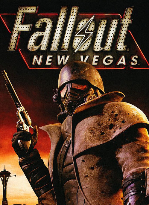 Fallout: New Vegas for Mac poster