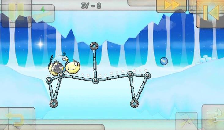 Bridge constructor game