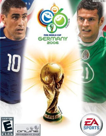 FIFA 2006 World Cup for Mac poster