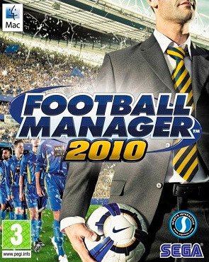Football Manager 2010 for Mac poster