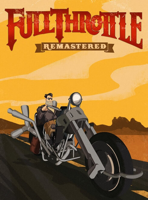 Full Throttle Remastered for Mac poster