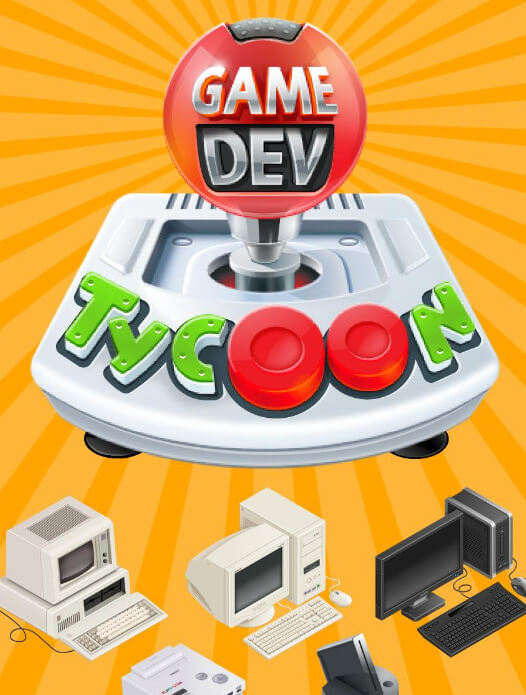 Game Dev Tycoon for Mac poster