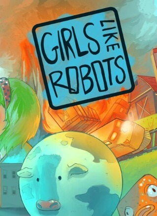 Girls Like Robots for Mac poster
