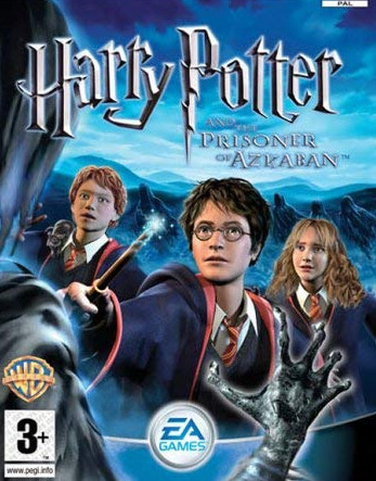 Harry Potter and the Prisoner of Azkaban for Mac poster