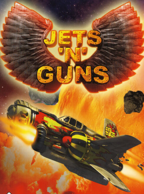Jets'n'Guns Gold for Mac poster