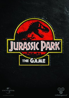 Jurassic Park: The Game for Mac poster