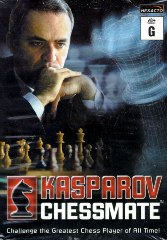 Kasparov Chessmate for Mac poster