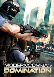 Modern Combat: Domination for Mac poster