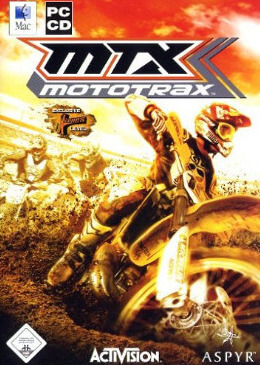 MTX: Mototrax for Mac poster