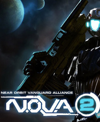 N.O.V.A. 2 for Mac poster