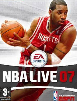 NBA Live 07 for Mac poster