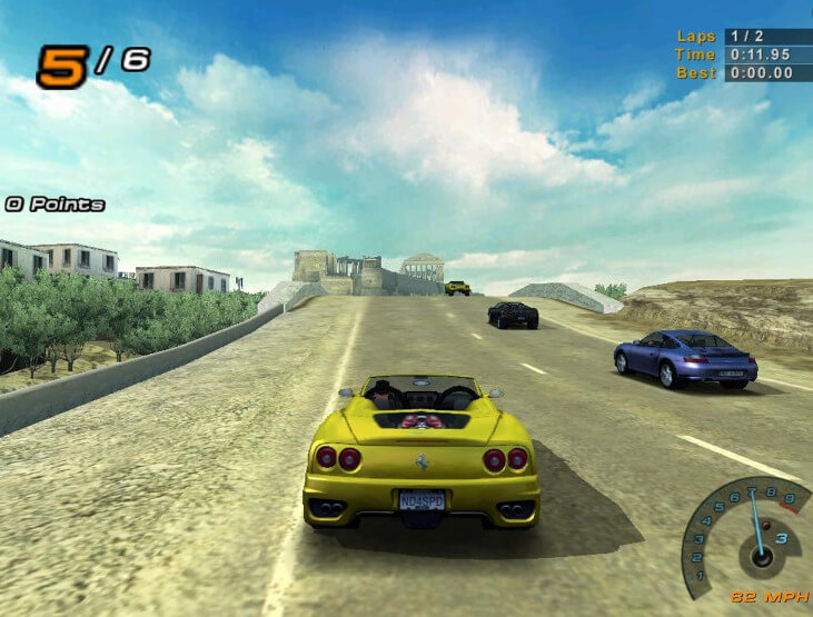 Need For Speed Hot Pursuit 2010 Mac Os