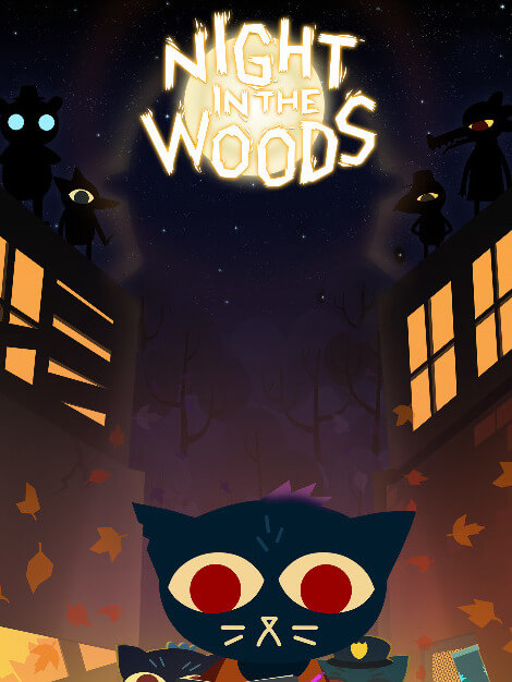 Night in the Woods for Mac poster