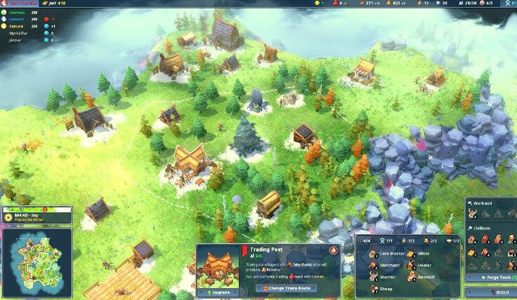 Northgard pc game