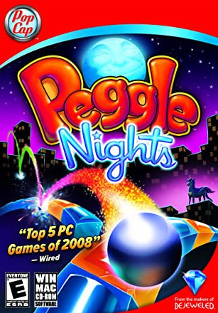 Peggle Nights for Mac poster