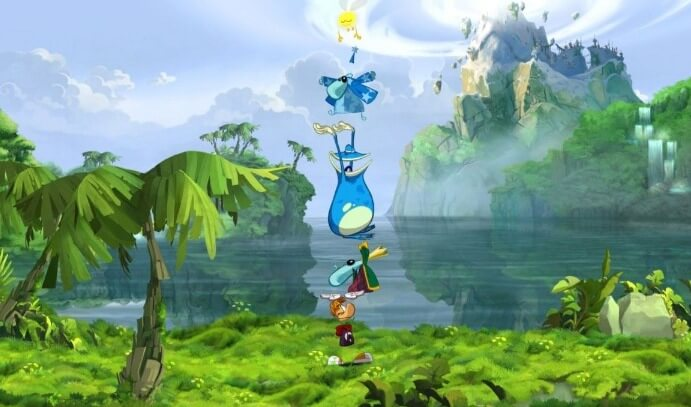 Rayman For Mac Free Download