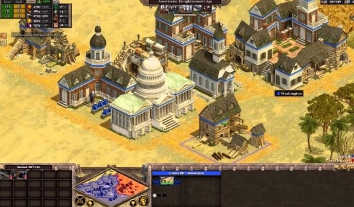 Rise Of Nations For Mac Os X