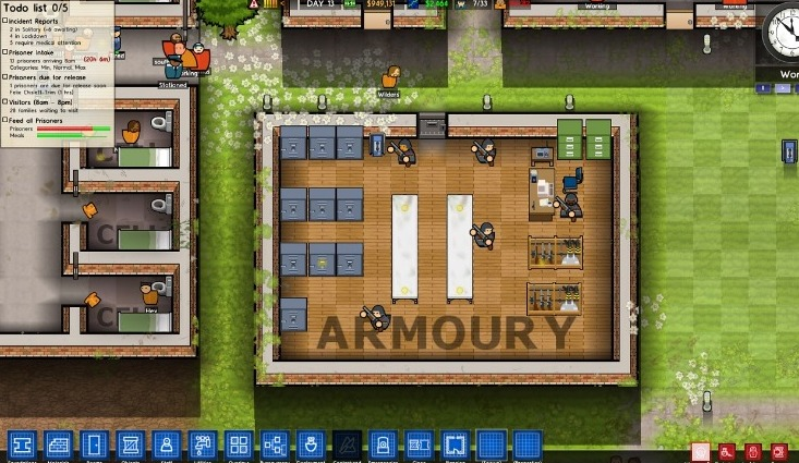 Prison architect online no download