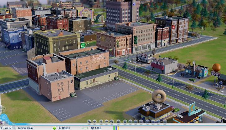 Simcity 4 mac free. download full game