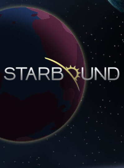 Starbound for Mac poster