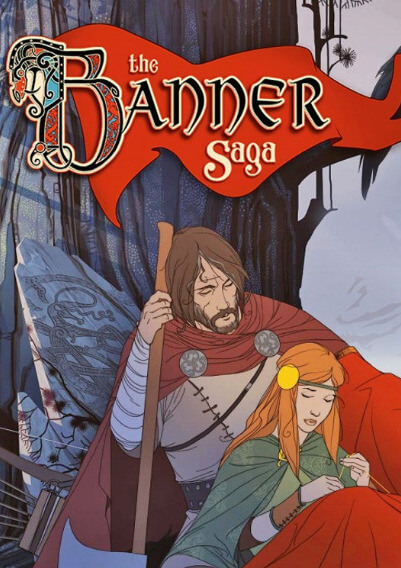 The Banner Saga for Mac poster