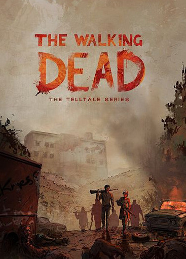 The Walking dead: Episode 1-5