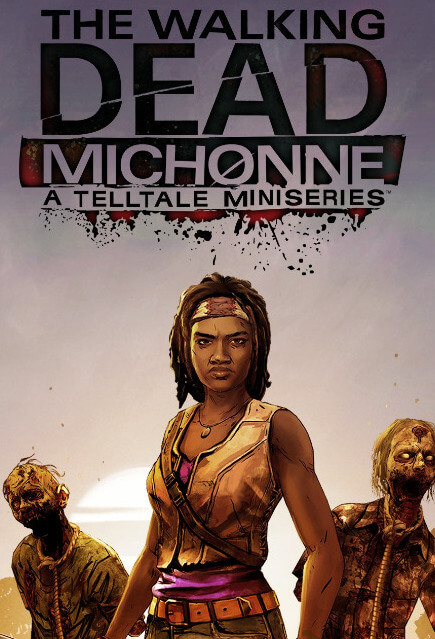 The Walking Dead: Michonne for Mac poster