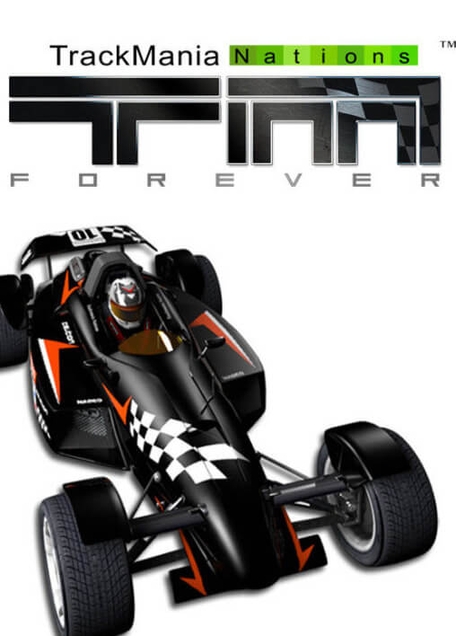 Trackmania Nations Forever for Mac poster