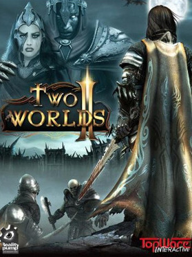 Two Worlds II for Mac poster