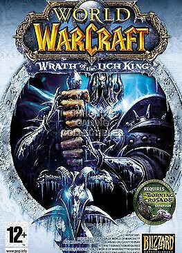 World of Warcraft: Wrath of the Lich King for Mac poster