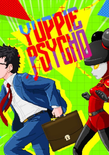 Yuppie Psycho for Mac poster