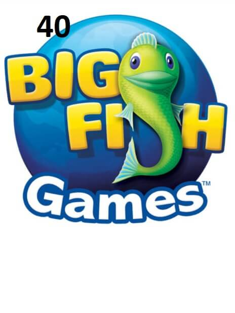 40 BigFish - PopCaps games