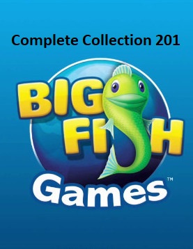 Big Fish Games - Complete Collection (201 games)