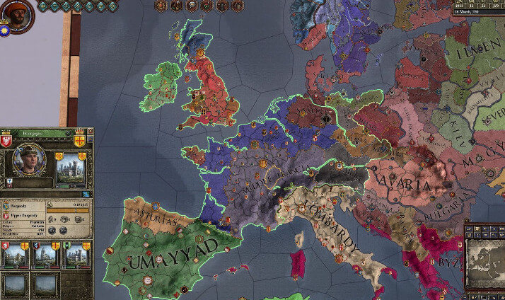 Crusader Kings II GAME MOD A Game of Thrones v.2.2 - download