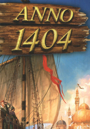 Anno 1404 for Mac poster