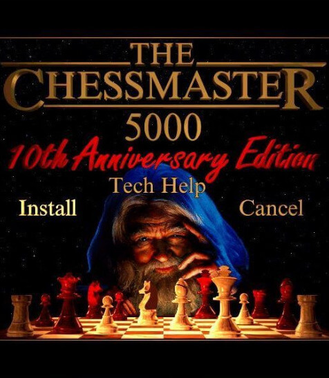 Chessmaster 5000: The 10th Anniversary Edition for Mac poster