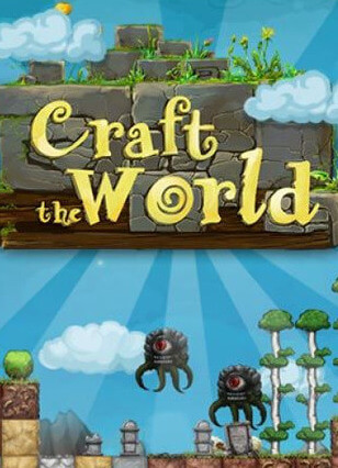 Craft The World for Mac poster